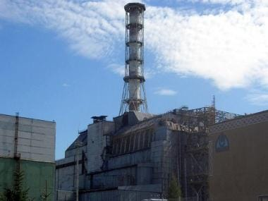 35 years since nuclear explosion, Chernobyl remains a place of 'tragedy and memory' for Ukrainians-World News , Firstpost