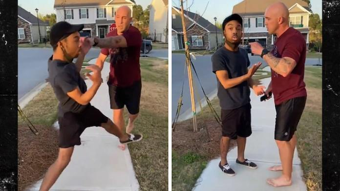Army Sgt. Arrested for Confronting Black Man Walking Through Neighborhood