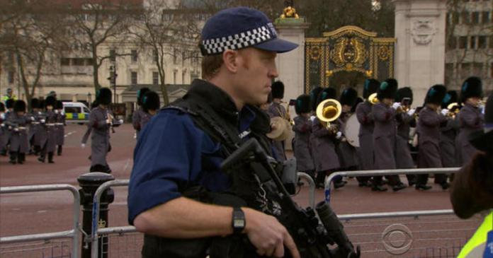 British authorities mull arming cops with guns, a break from history