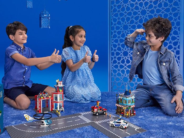 Build confidence and caring in children this Ramadan