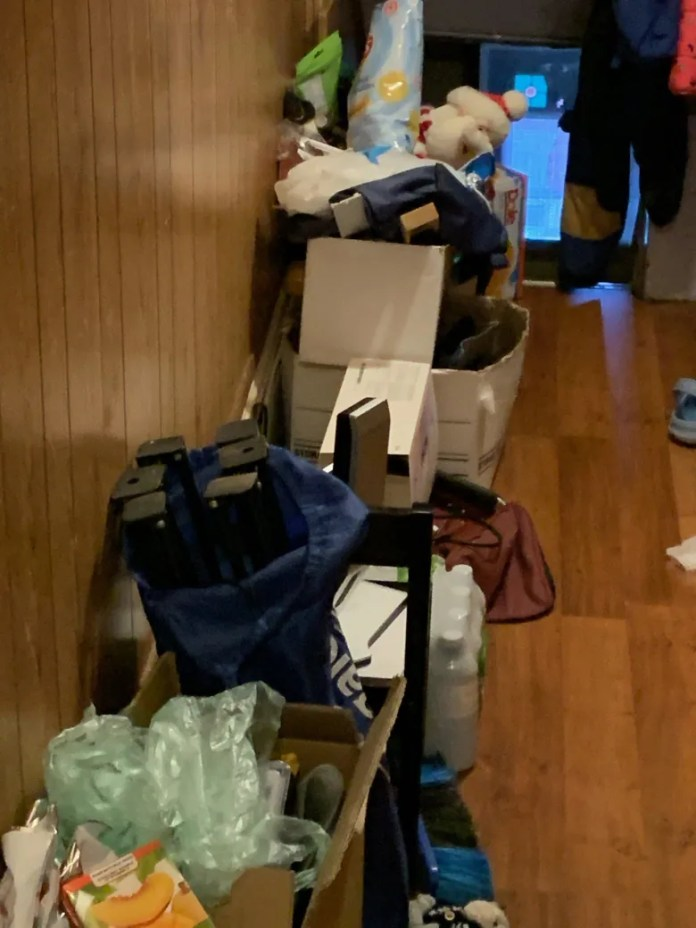 COVID-19 the 'perfect storm' for people battling hoarding disorder