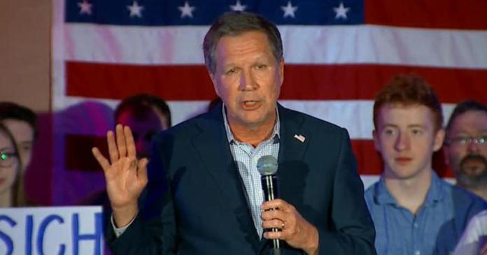John Kasich called out for