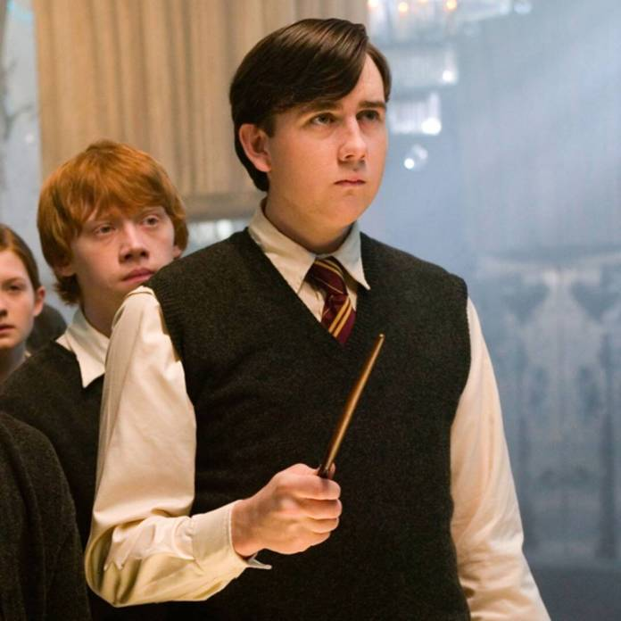 Matthew Lewis Shares Last Harry Potter Moment With Alan Rickman