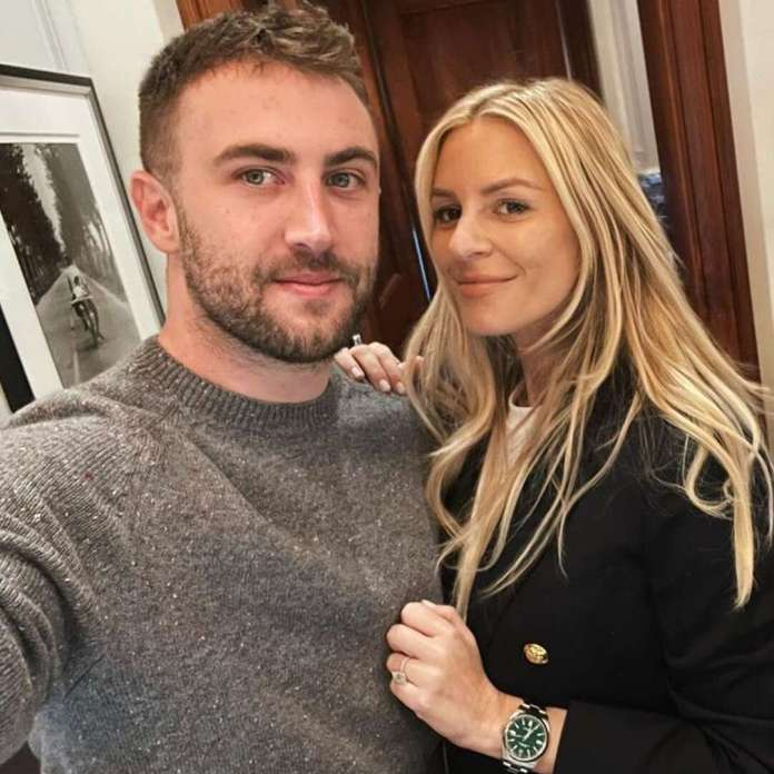 Morgan Stewart's Husband Jordan McGraw Released a Love Song About Her