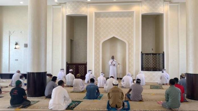 Ramadan 2021: Dubai opens new mosque on day 1 of holy month - News