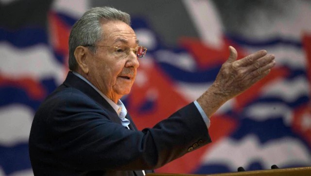 Raul Castro resigns as head of Cuba's Communist Party; ending era that began in 1959
