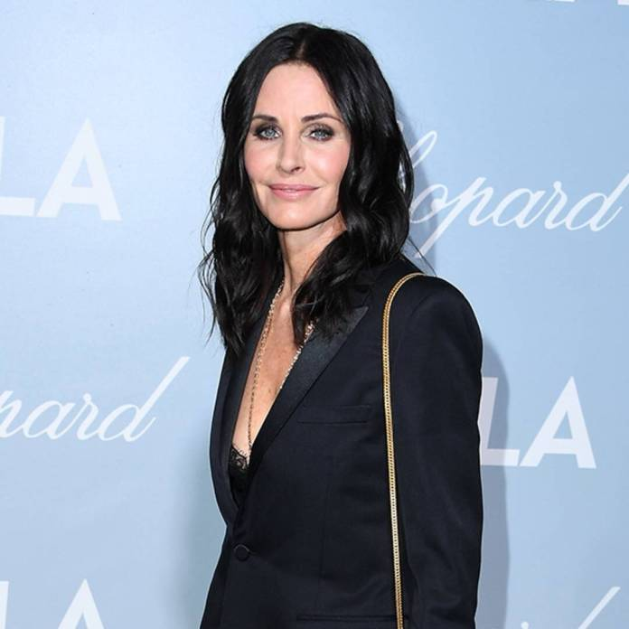 See Courteney Cox's Video Tribute to Her Friends Character