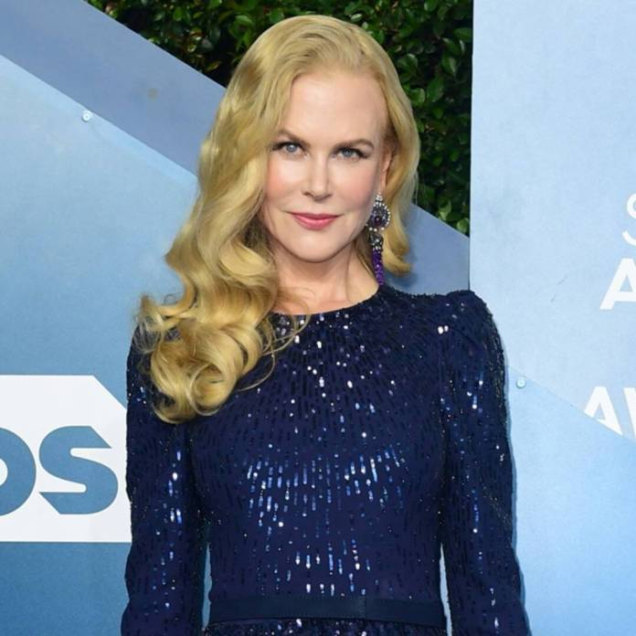 See Nicole Kidman Transform Into Lucille Ball in First Biopic Photos