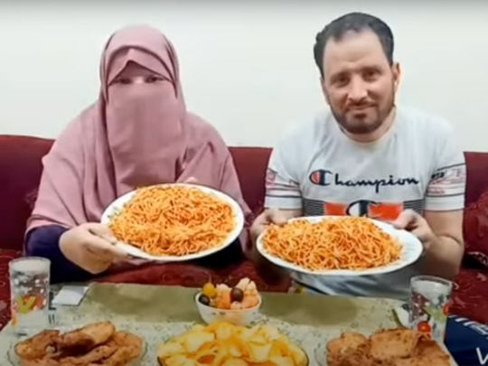 Video: Egyptian YouTuber dies exactly a year after filming her fake death