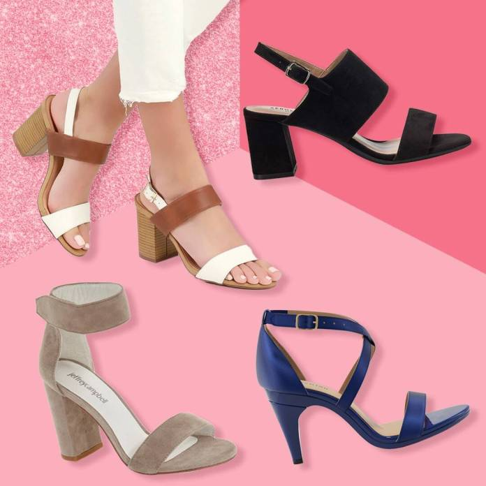 12 Comfy Heels You'll Actually Want to Wear All Day