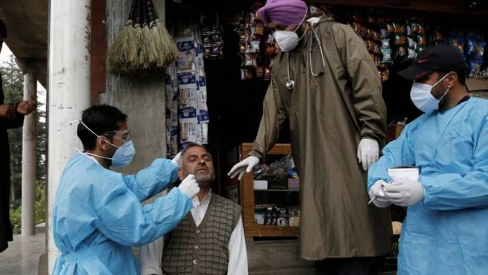 Covid-19: India reports 2,59,591 new cases; tally crosses 26 million - News