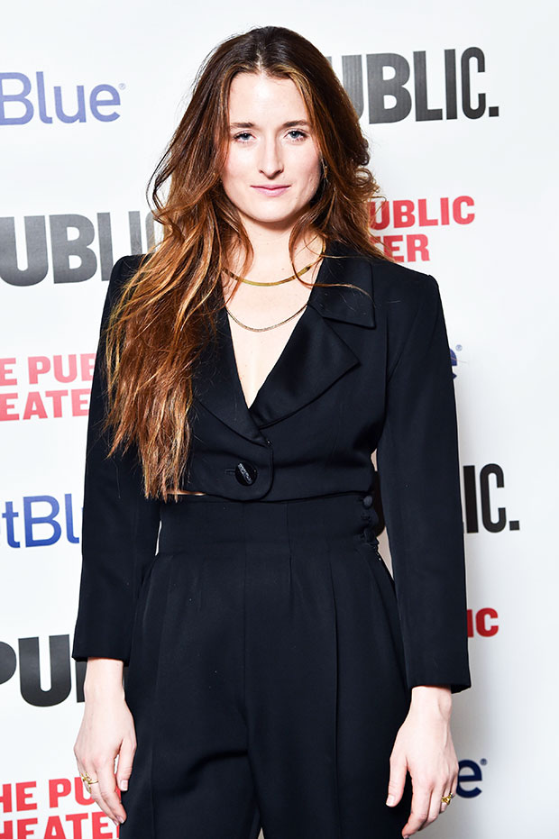 Grace Gummer's Ring Sparks Speculation She & Mark Ronson Are Engaged – Hollywood Life