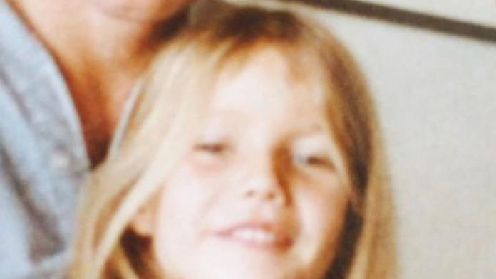 Guess Who This Blonde Beauty Turned Into! KB