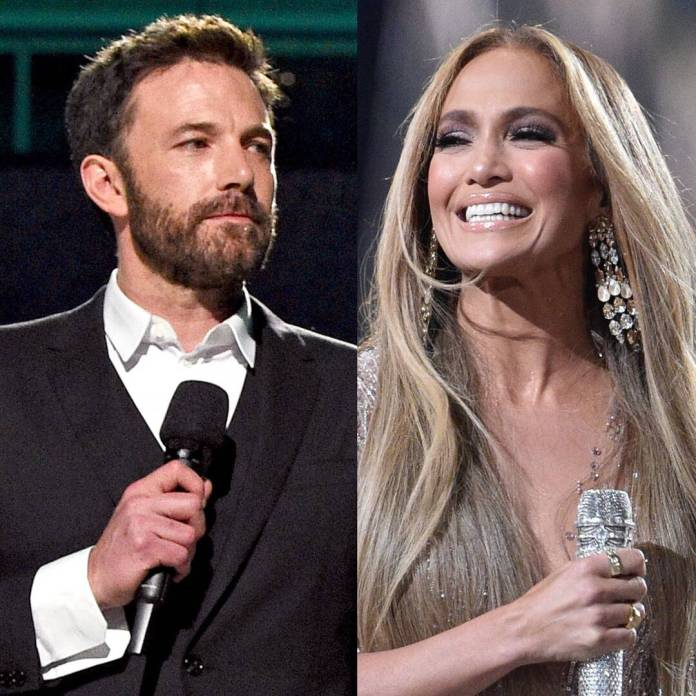 Here's What Went Down With J.Lo and Ben Affleck at VAX LIVE