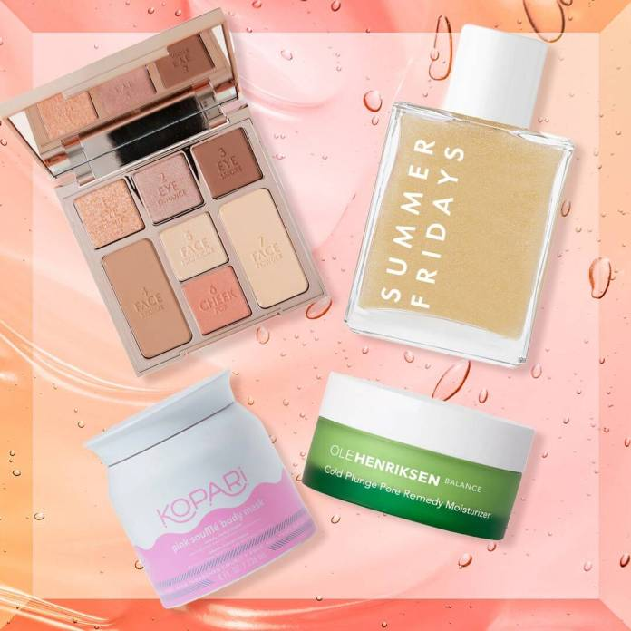 May's Best New Beauty Products: Summer Fridays, Ouai, Benefit & More