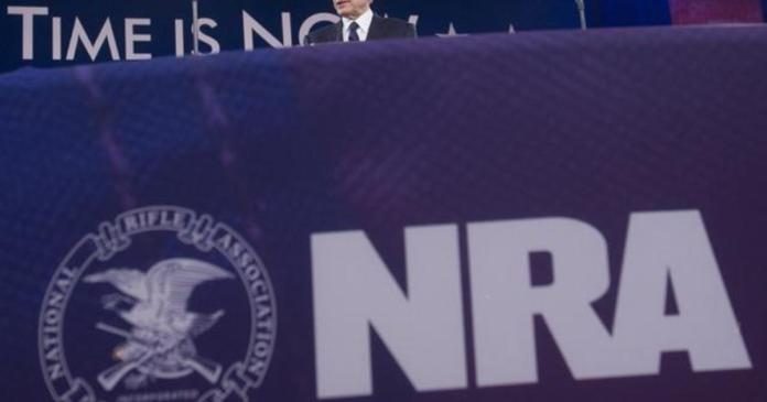 Texas judge blocks NRA from declaring bankruptcy
