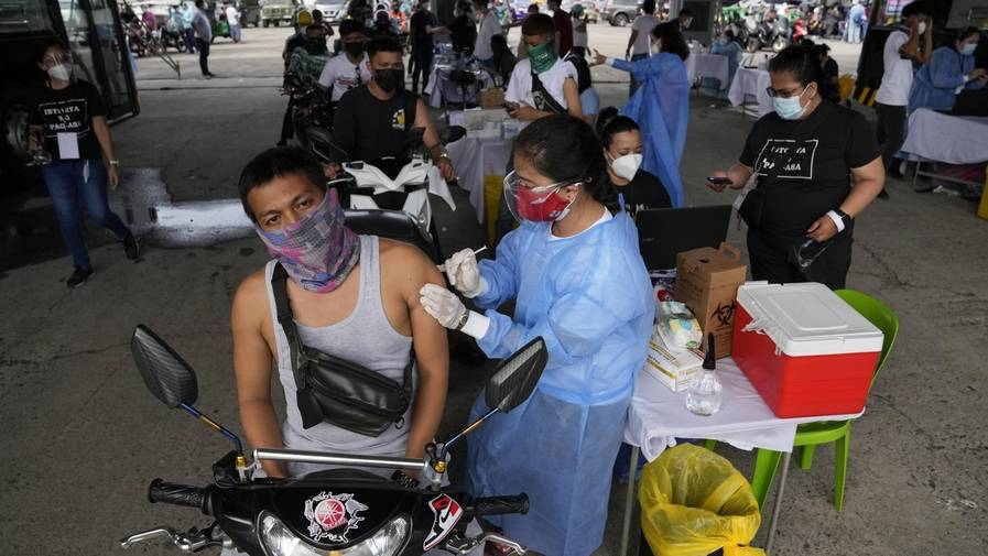 Covid-19: Philippines extends restrictions until mid-July ...