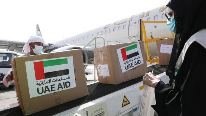 UAE aid accounts for 80% of global response to Covid-hit countries - News