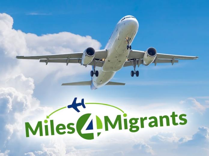 Miles4Migrants Raises Over 200 Million Miles With Support From Celebs