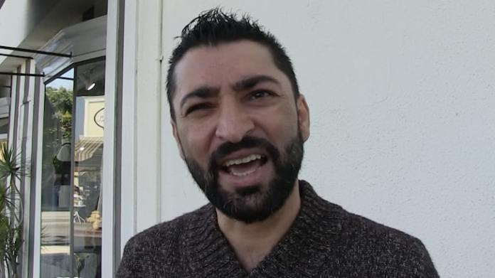 Actor Ali Olomi Expects More Attacks in Unstable Afghanistan