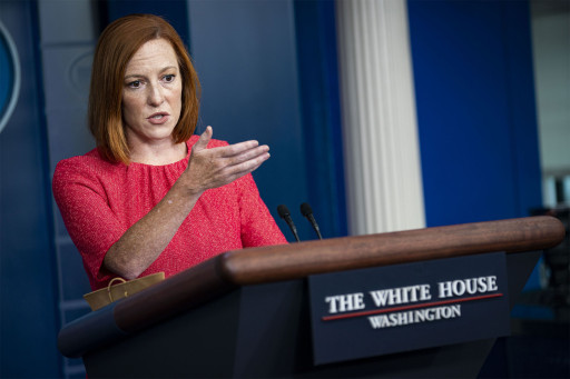 White House press secretary Jen Psaki claimed that the United States will have to continue coordinating with the Taliban in order to continue evacuations.