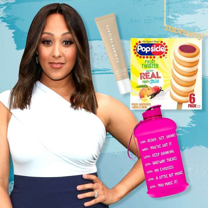 6 Things Tamera Mowry-Housley Can't Live Without