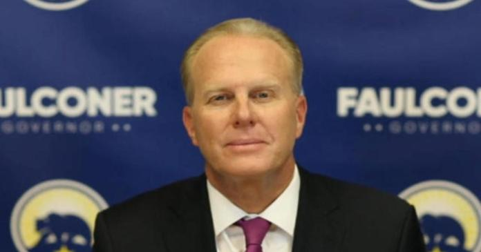 Ex-San Diego Mayor Kevin Faulconer pitches himself as