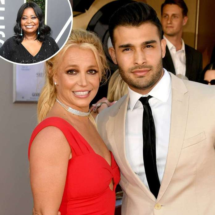 Octavia Spencer Apologizes to Britney Spears & Sam Over Prenup Comment
