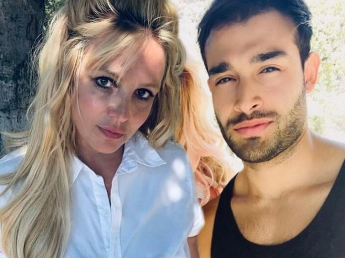 Sam Asghari Tells Fans He and Newly-Engaged Britney Spears Will Sign a Prenup