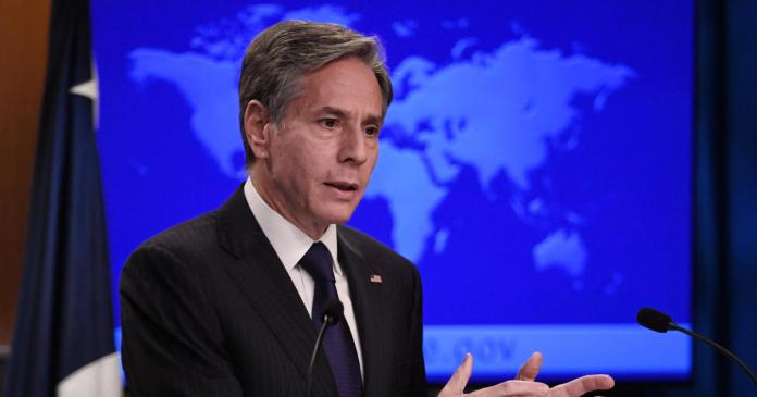 Secretary of State Antony Blinken to travel to Qatar but won't be meeting with Taliban