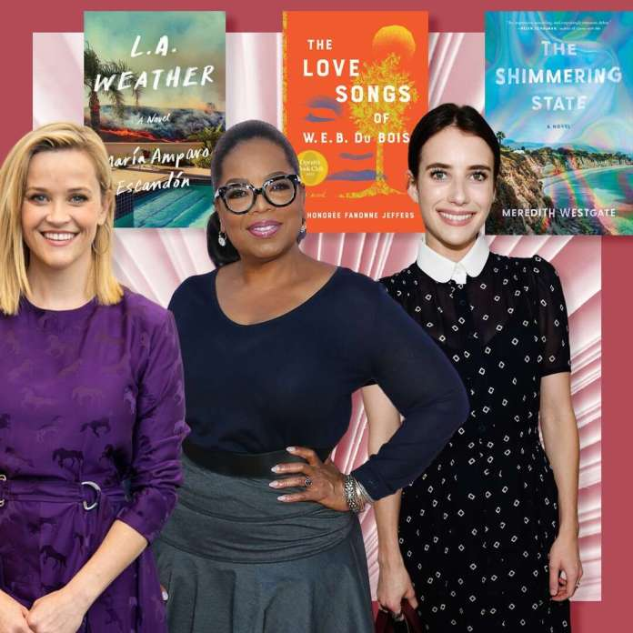 September Book Picks From Reese Witherspoon, Oprah Winfrey & More