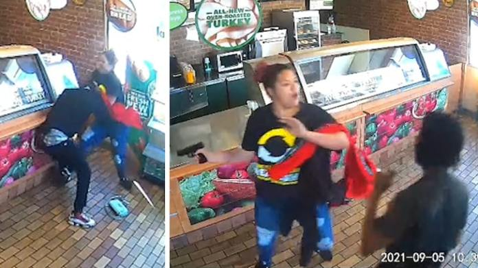Subway Worker Suspended After Defending Herself During Armed Robbery