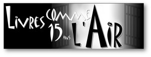 LogoLivresCommeL'air15Ans