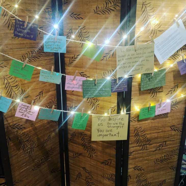 Messages aux écrivains emprisonnésPhotoCatherineCharron-DroletAgarder