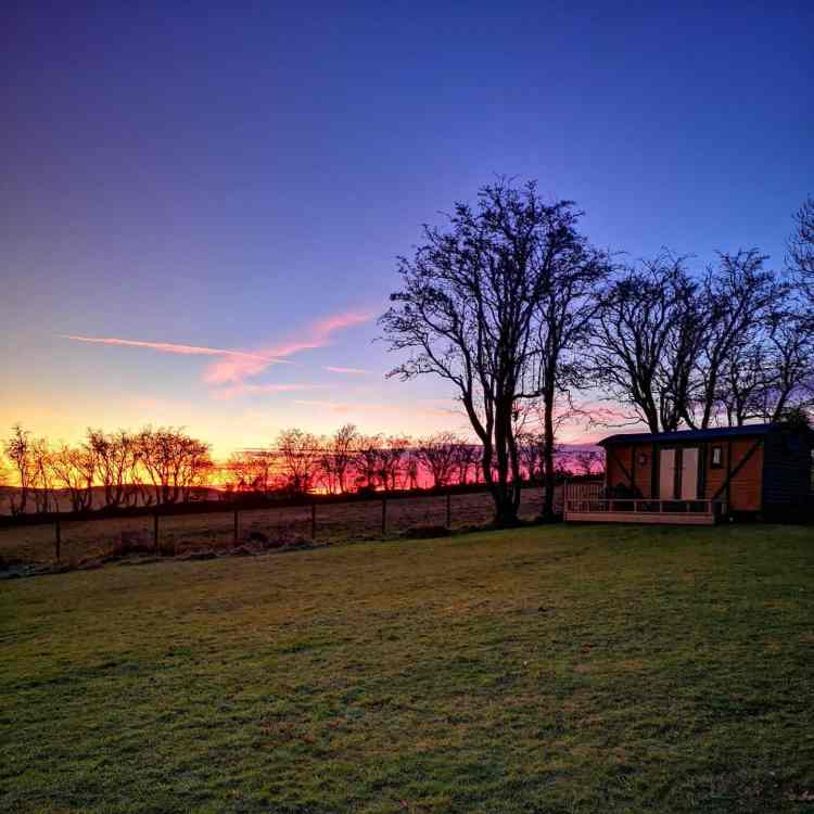 Book your glamping break