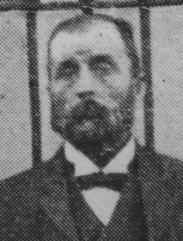 Frederick Mortimer Vine