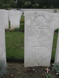 Headstone Bourke