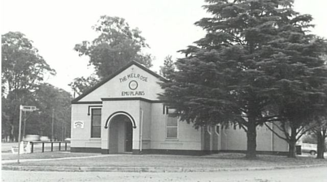 Melrose Hall