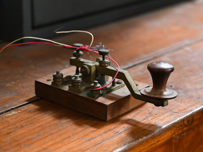 Learn about the history of telecommunication at Porthcurno Telegraph Museum