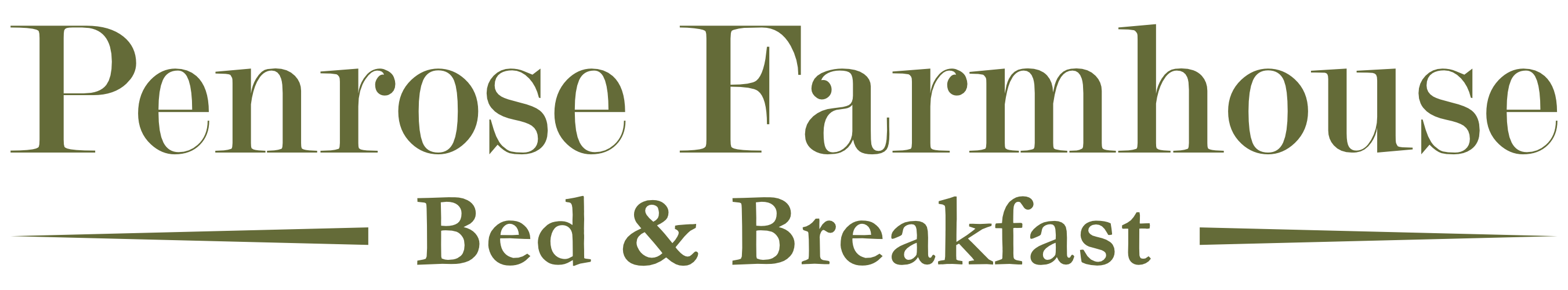 Penrose Farmhouse Bed and Breakfast