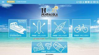 HO2 Pensacola