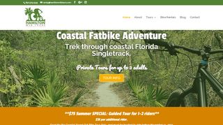 Pensacola Mountain Bike Tours & Rentals