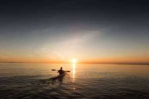 kayak rental pensacola beach