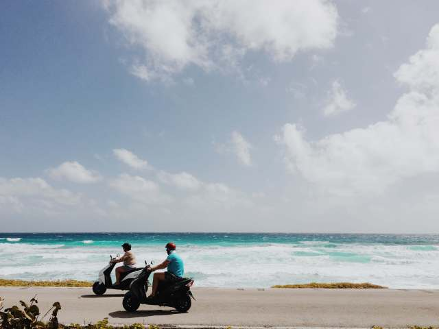 Scooter Rentals in Pensacola Beach Florida