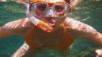 Snorkeling in Pensacola Beach