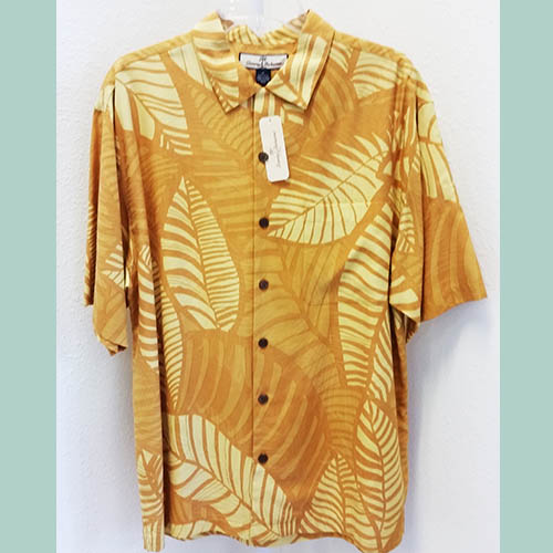 Palm Leaf Shirt