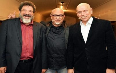 Café Filosófico ESPECIAL Luiz Felipe Pondé, Mario Sergio Cortella e Leandro Karnal