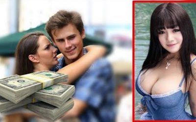 Dinheiro, atratividade física e relações amorosas