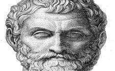 Era Pré-Socrática Parte II Quem foi Tales de Mileto. capa post