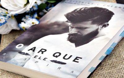 Livro O ar que ele respira